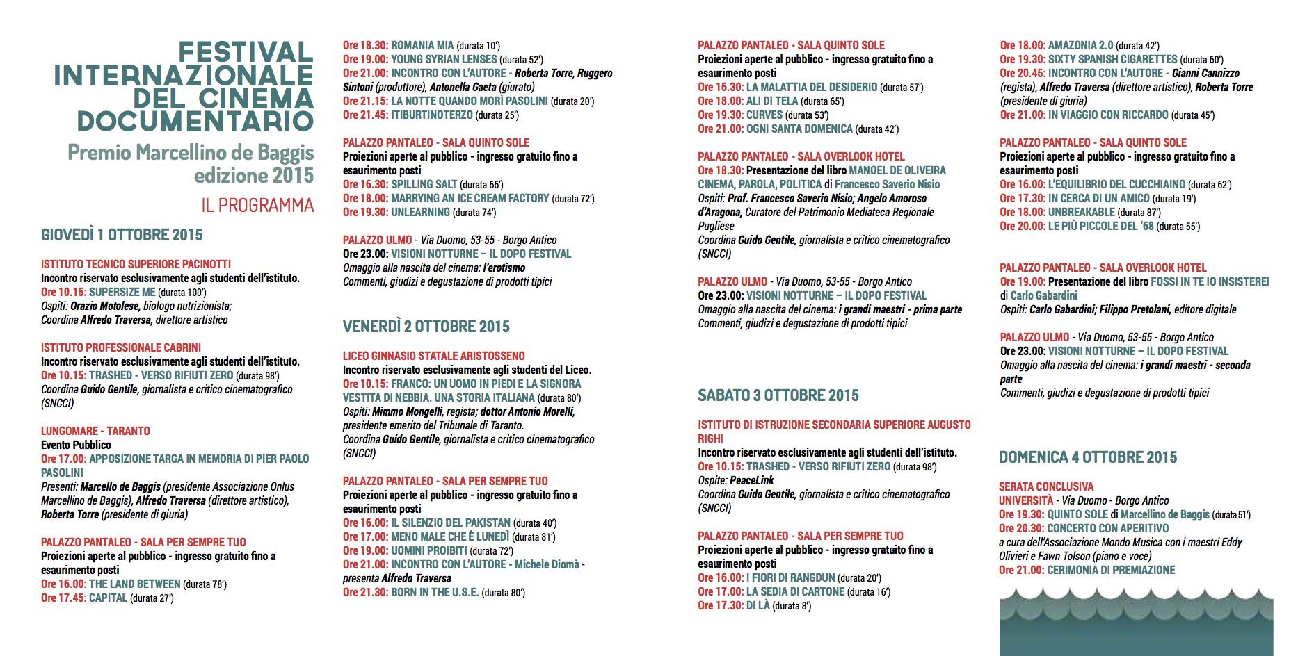 programma 30-9